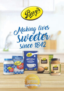 101300 Parry Sugar Poster A4 AW