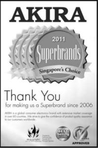 2011-Akira-Singapore-Award