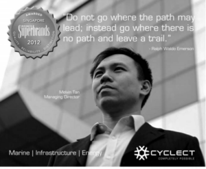 2012-Cyclect-Singapore-Award