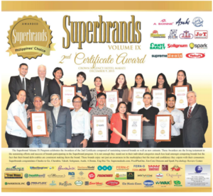 2015-Philippines-Award