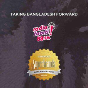Bangladesh Award Seal Usage Image - 0179