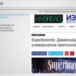 Macedonia Media 2016