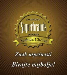 Serbia Magazine Adverts 2018