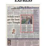 UK Daily Express 12.03.18